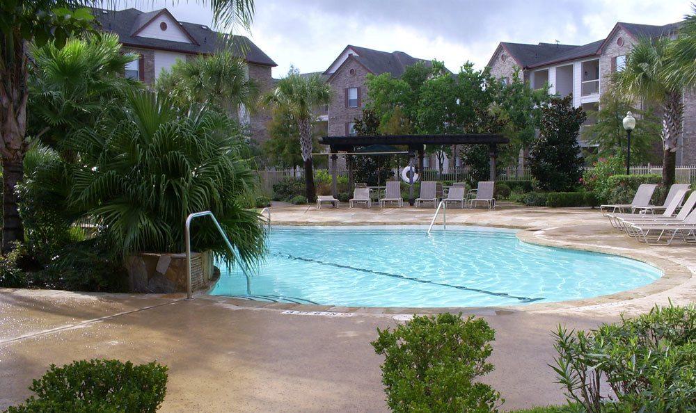 Pool at Listing #143385