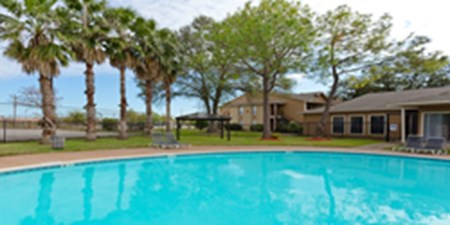 Pool at Listing #138240