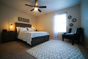 Bedroom at Listing #138603