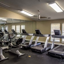 Fitness Center at Listing #144581