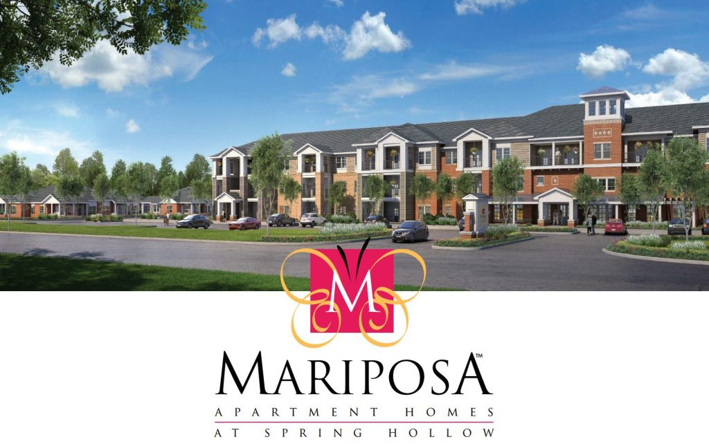 Mariposa at Spring Hollow Apartments Saginaw TX