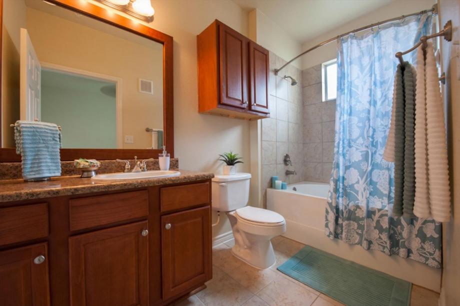 Bathroom at Listing #145150