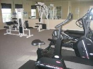 Fitness Center at Listing #144163