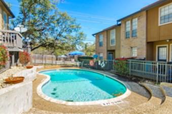 Pool at Listing #141272