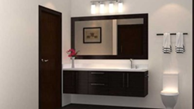 Bathroom at Listing #282821