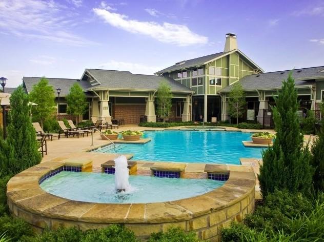 Pool at Listing #144863