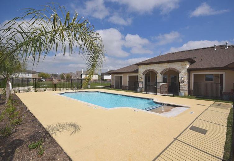 Pool at Listing #258884