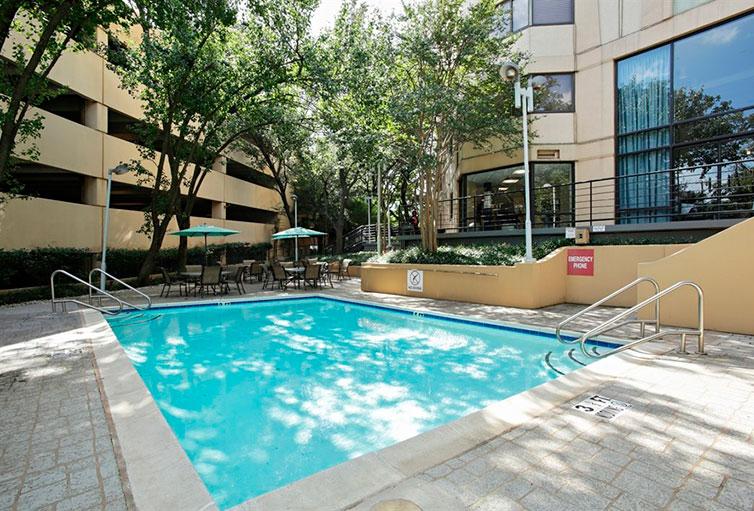 Pool at Listing #147794
