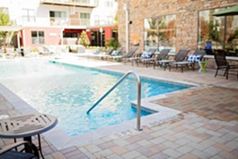 Pool at Listing #136565