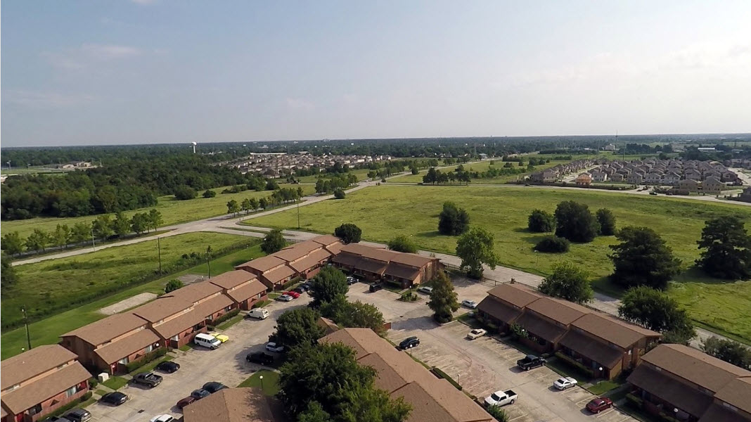 Aerial View at Listing #138578