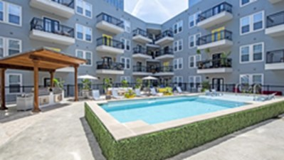 Pool at Listing #145771