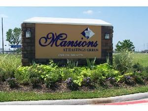 Mansions at Hastings Green Apartments Houston TX