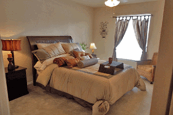 Bedroom at Listing #144963