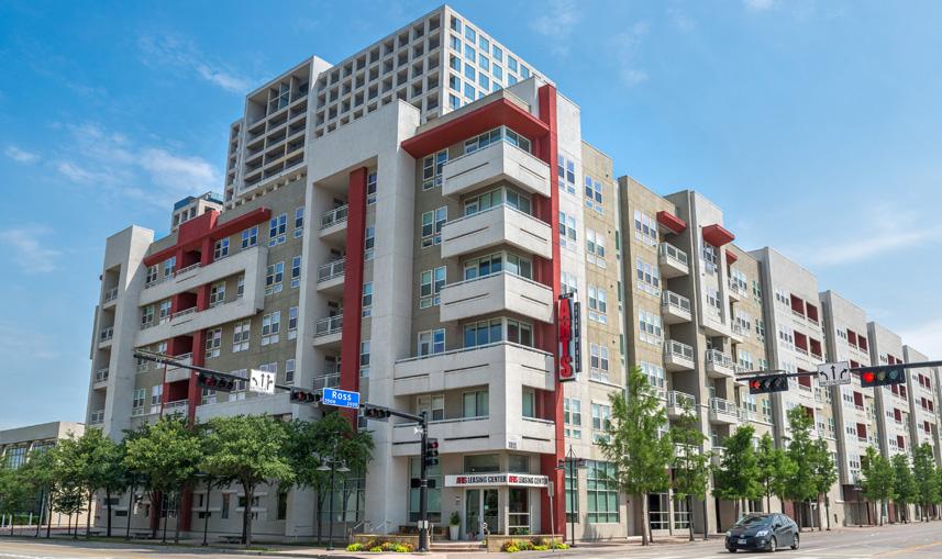 Arts Apartments Dallas TX