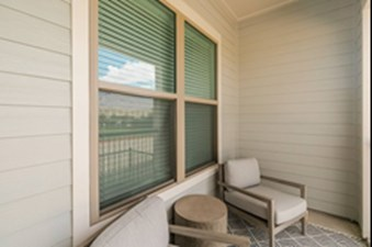 Balcony at Listing #286475