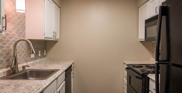 Kitchen at Listing #140183