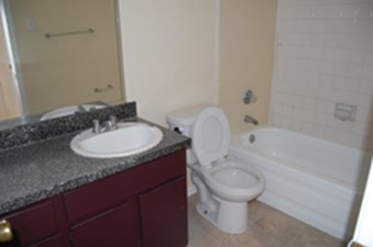 Bathroom at Listing #135851