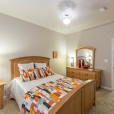 Bedroom at Listing #140659