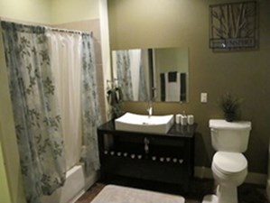 Bathroom at Listing #147159