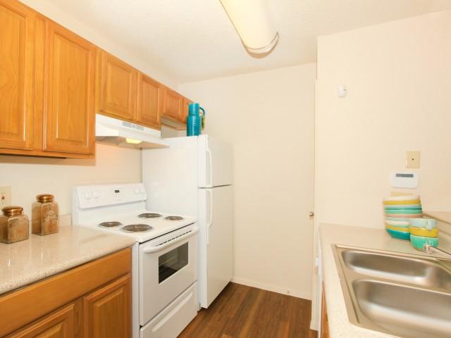 Kitchen at Listing #136703