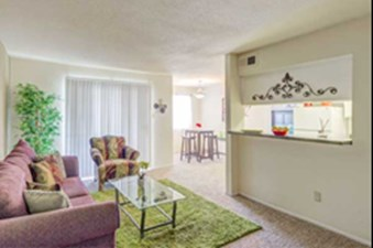 Living/Dining at Listing #138799