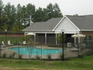 Pool at Listing #144659
