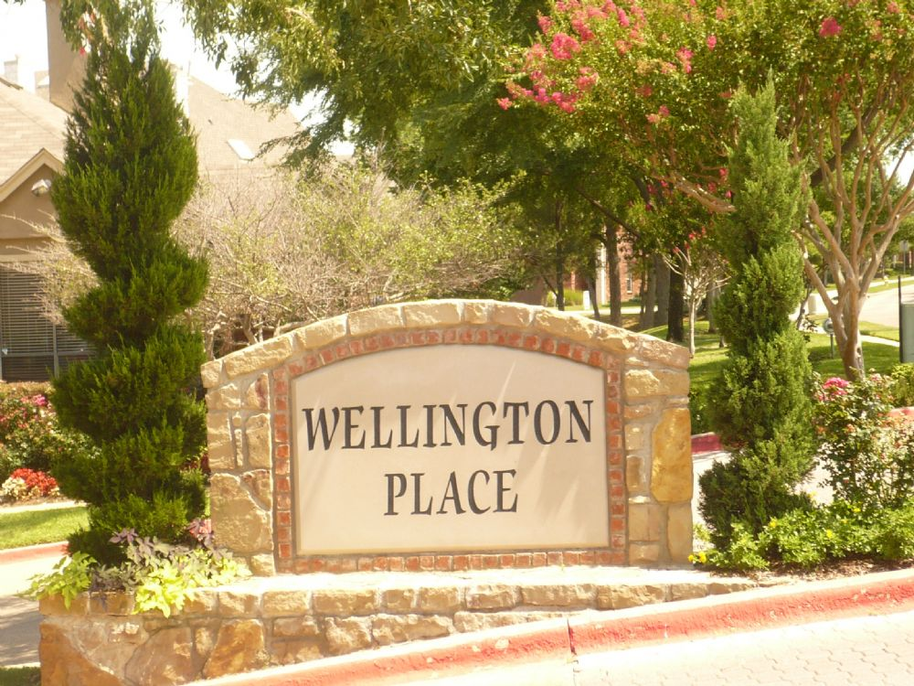 Wellington Place Apartments , TX