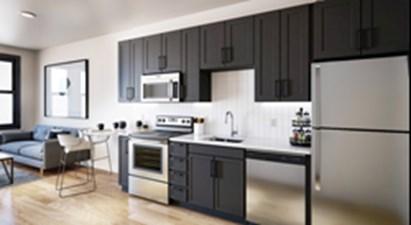Kitchen at Listing #335786