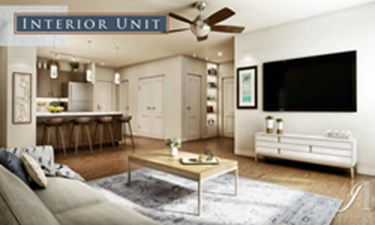 Living Area at Listing #289045