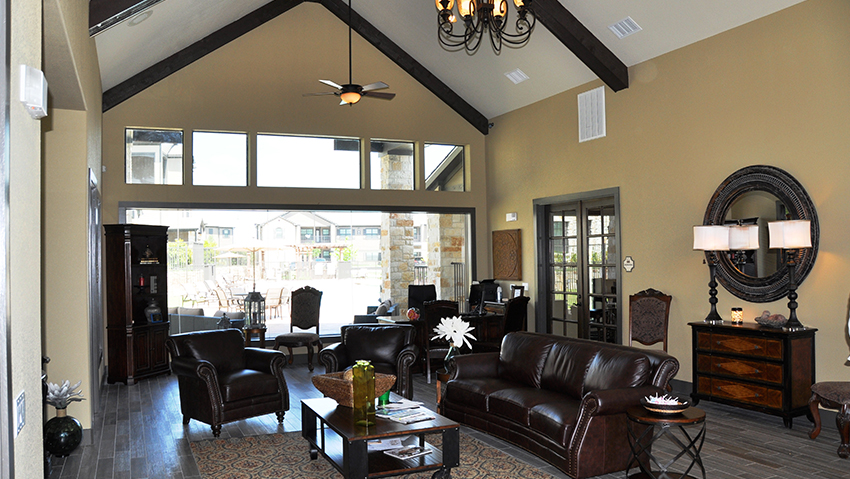 Clubhouse at Listing #248771