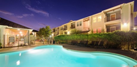 Pool at Listing #144945