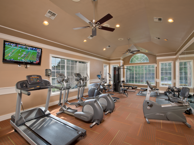 Fitness at Listing #138851