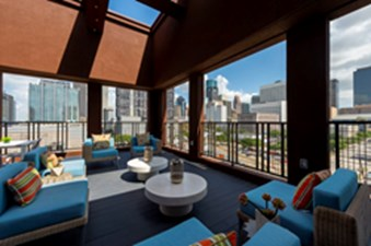 Rooftop Deck at Listing #260394