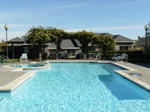 Pool at Listing #140790