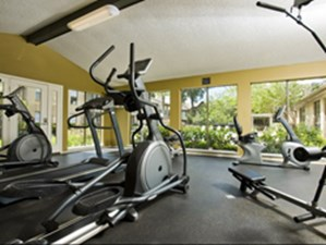 Fitness Center at Listing #138651