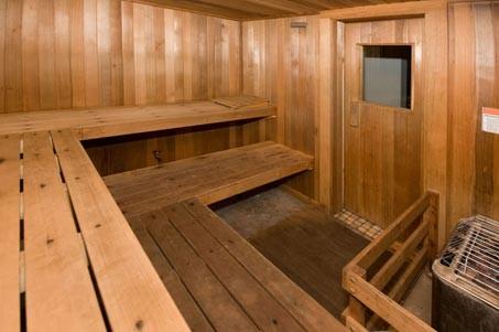 Dry Sauna at Listing #137863