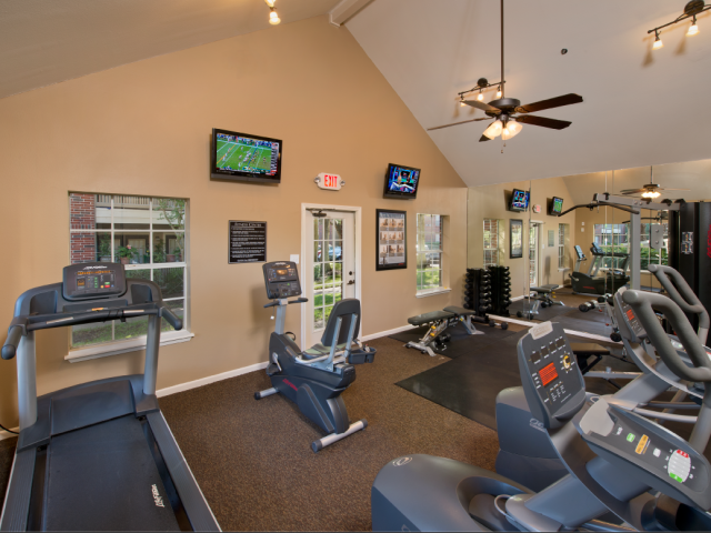 Fitness at Listing #138924