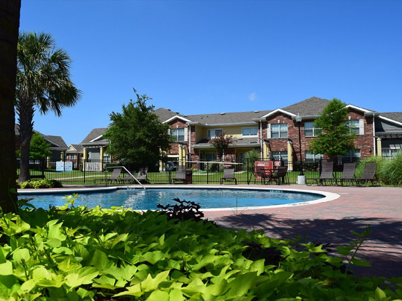 Pool at Listing #144125