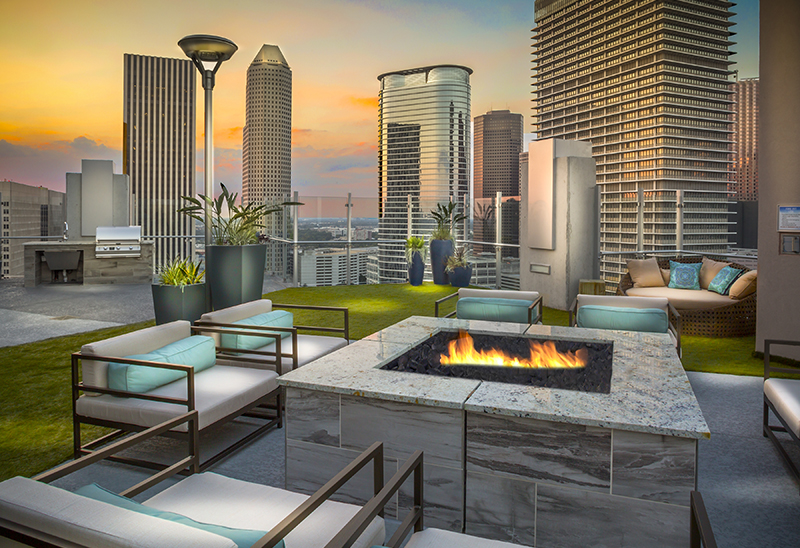 Fire Pit at Listing #275970