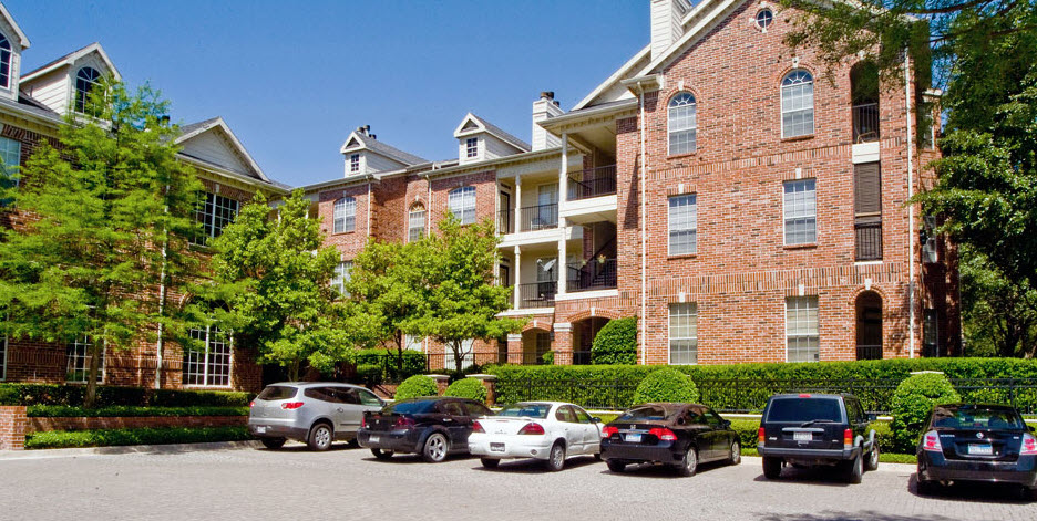 Saxony Apartments Dallas TX