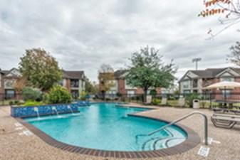 Pool at Listing #144160