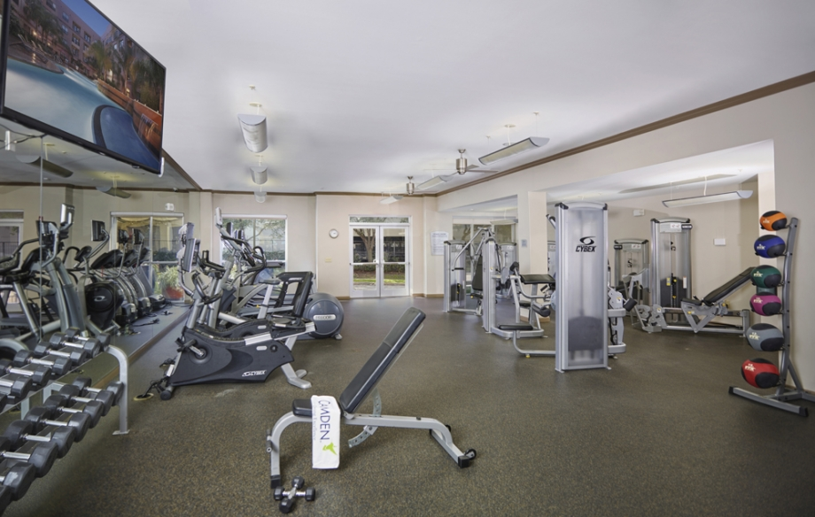Fitness at Listing #144890