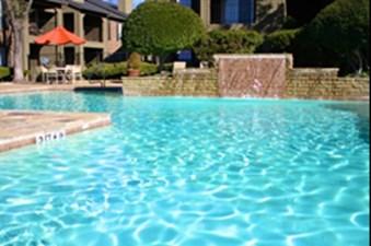 Pool at Listing #136194