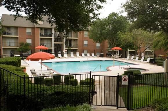 Pool at Listing #136500