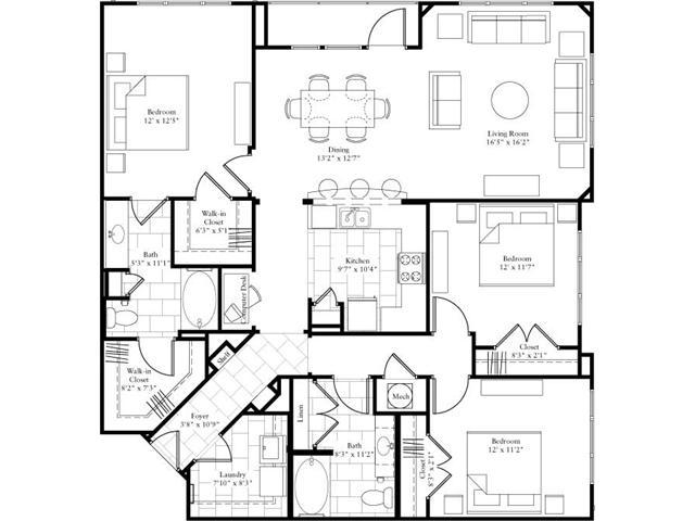 1,584 sq. ft. floor plan