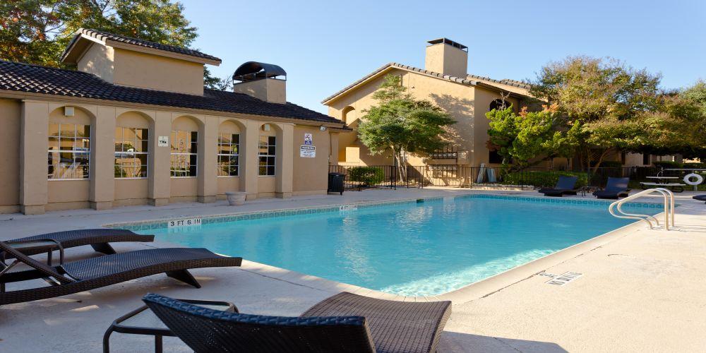 Pool at Listing #140961