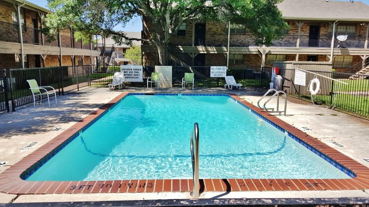 Pool at Listing #136376