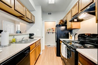 Kitchen at Listing #135845