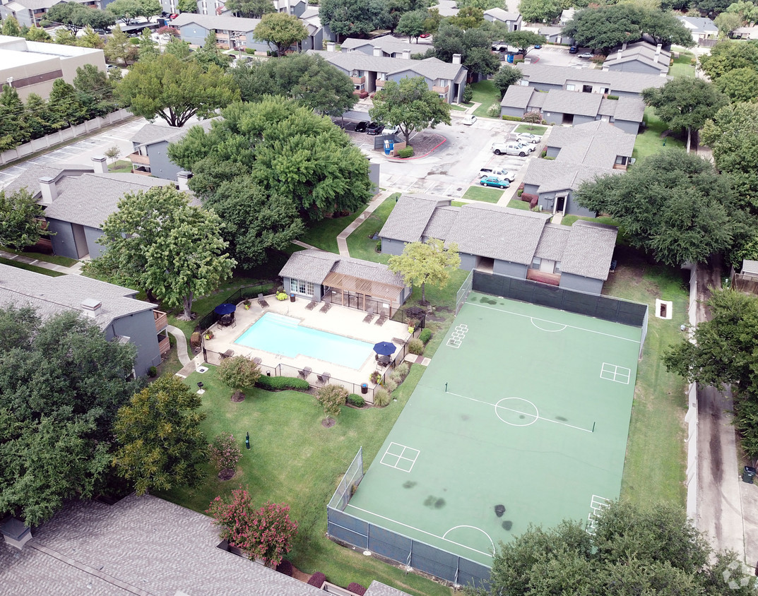 Aerial View at Listing #135769