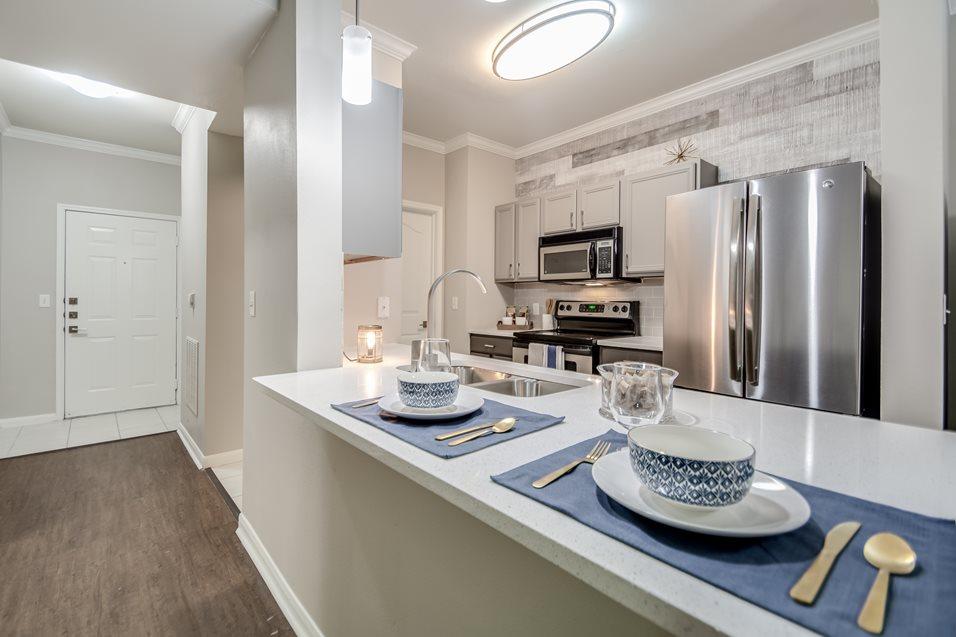 Kitchen at Listing #144638